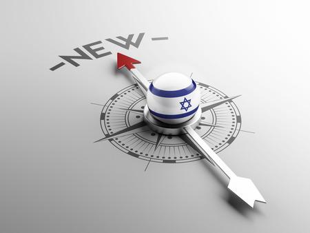 renewed: Israel High Resolution New Concept Stock Photo