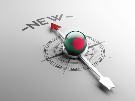 renewed: Bangladesh High Resolution New Concept Stock Photo