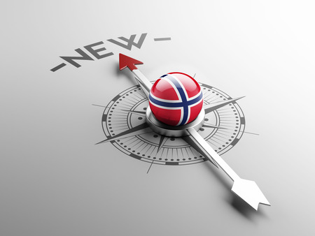 Norway High Resolution New Concept Stock Photo