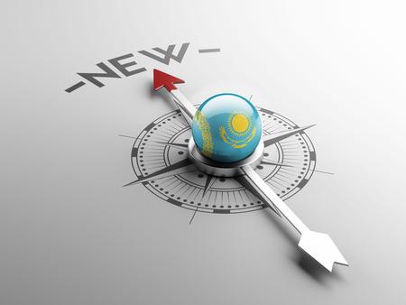 renewed: Kazakhstan High Resolution New Concept