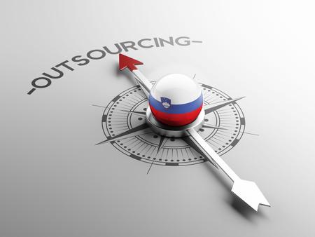 delegate: Slovenia High Resolution Outsourcing Concept