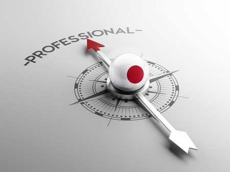 qualified: Japan High Resolution Professional Concept Stock Photo