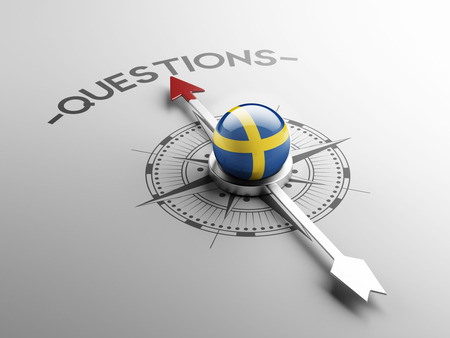 inquiry: Sweden High Resolution Questions Concept