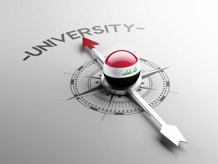 graduate asian: Iraq High Resolution University Concept