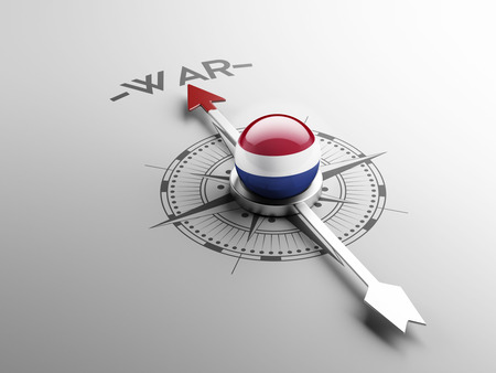 tussle: Netherlands High Resolution War Concept