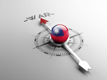 tussle: Taiwan High Resolution War Concept