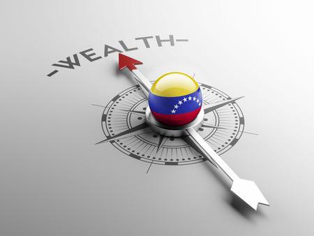weal: Venezuela High Resolution Wealth Concept