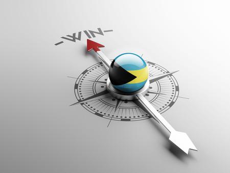 bahamas celebration: Bahamas  High Resolution Win Concept