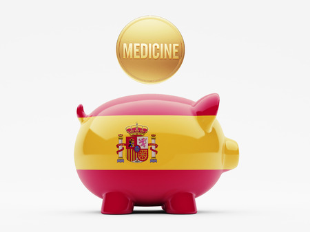 Spain High Resolution Medicine Concept photo