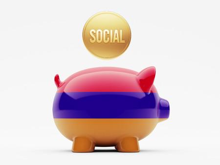 societal: Armenia High Resolution Social Concept
