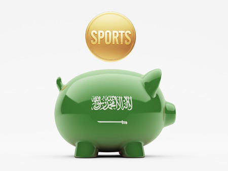 Saudi Arabia High Resolution Sports Concept photo