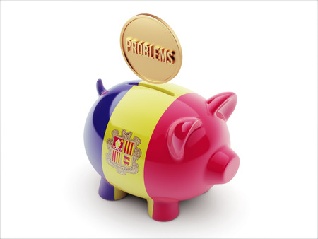 rectify: Andorra High Resolution Problems Concept High Resolution Piggy Concept