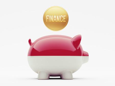 sumatra: Indonesia High Resolution Finance Concept Stock Photo