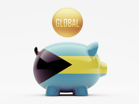 Bahamas  High Resolution Global Concept photo
