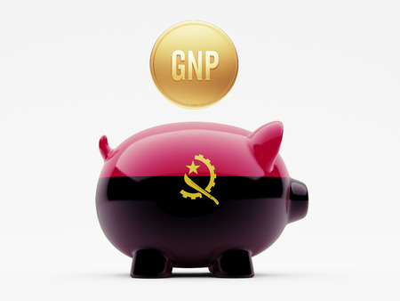 angola: Angola High Resolution GNP Concept