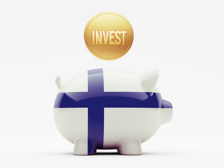 Finland High Resolution Invest Concept photo