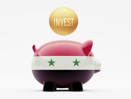 strategist: Syria High Resolution Invest Concept