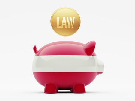 Austria High Resolution Law Concept