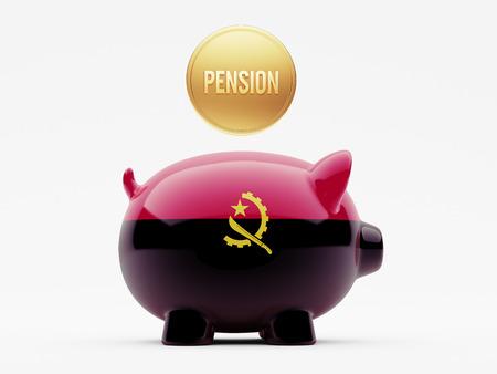 angola: Angola High Resolution Pension Concept
