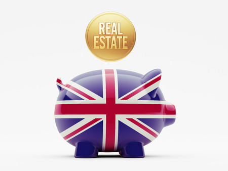 United Kingdom High Resolution Real Estate Concept photo