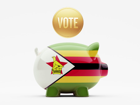 Zimbabwe High Resolution Vote Concept