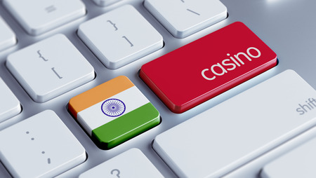 roulette online: India High Resolution Casino Concept