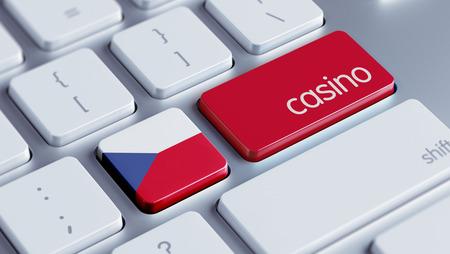 roulette online: Czech Republic High Resolution Casino Concept