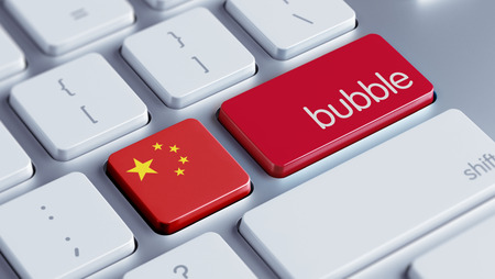 keywords bubble: China High Resolution Bubble Concept