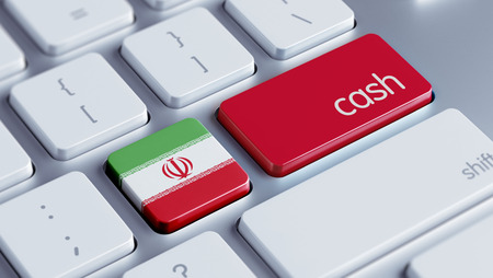 Iran High Resolution Cash Concept photo