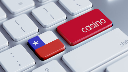 american roulette: Chile High Resolution Casino Concept Stock Photo