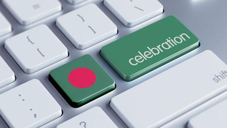 bangladesh 3d: Bangladesh High Resolution Celebration Concept
