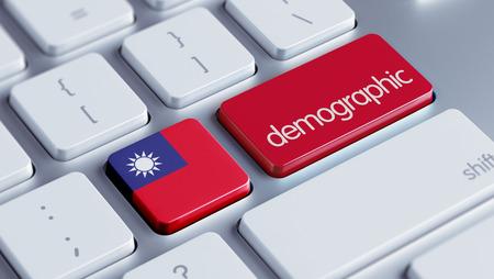 demographic: Taiwan High Resolution Demographic Concept