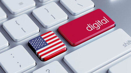 american downloads: United States High Resolution Digital Concept