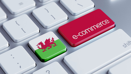 Wales High Resolution E-Commerce Concept photo