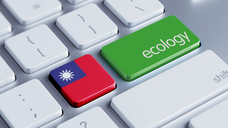 Taiwan High Resolution Ecology Concept