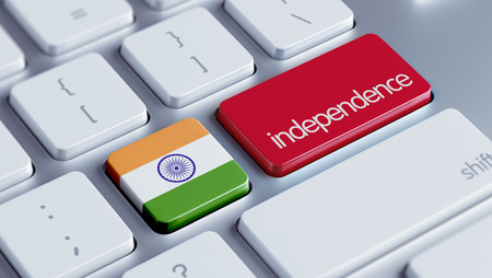 India High Resolution Independence Concept Stock Photo - 28805971