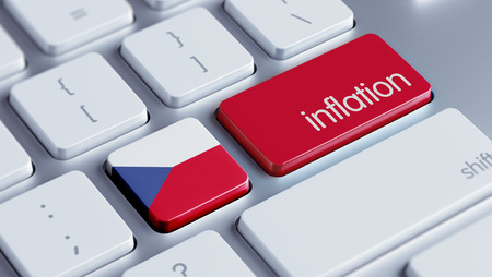 inflation: Czech Republic High Resolution Inflation Concept