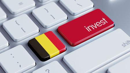 invest: Belgium High Resolution Invest Concept