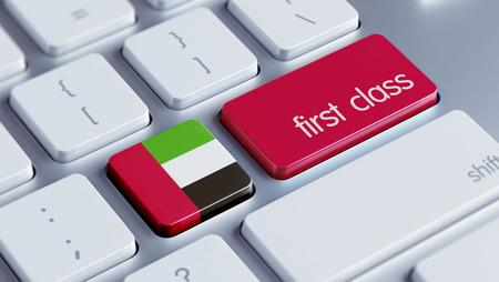 optimum: United Arab Emirates  High Resolution First Class Concept