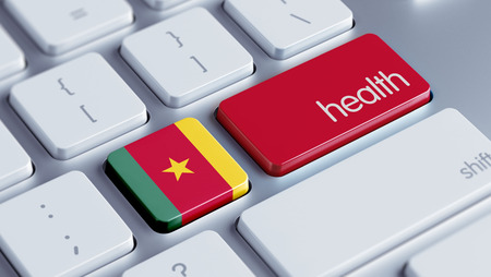 cameroon: Cameroon High Resolution Keyboard Concept