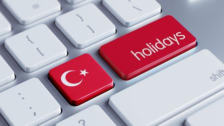 Turkey High Resolution Holidays Concept Stock Photo
