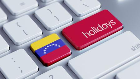 Venezuela High Resolution Holidays Concept Stock Photo