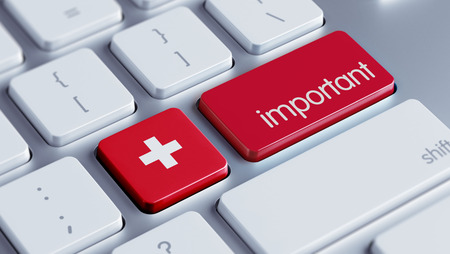 weighty: Switzerland High Resolution Important Concept Stock Photo