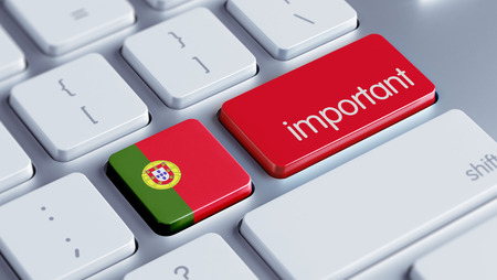 weighty: Portugal High Resolution Important Concept Stock Photo