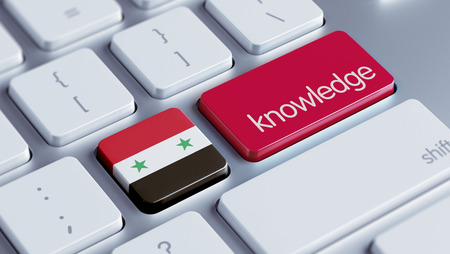 dogma: Syria High Resolution Knowledge Concept