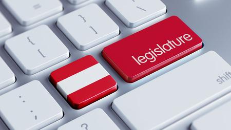 legislature: Austria High Resolution Legislature Concept