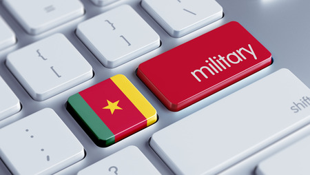major force: Cameroon High Resolution Keyboard Concept