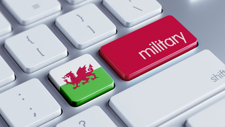 major force: Wales High Resolution Military Concept