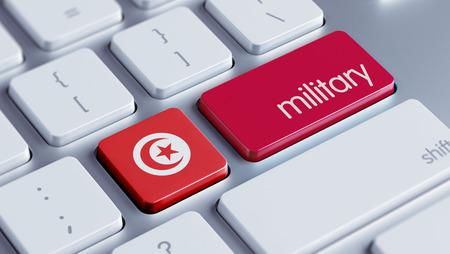 tunisie: Tunisia High Resolution Military Concept