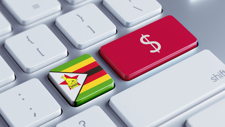 Zimbabwe High Resolution Money Concept photo
